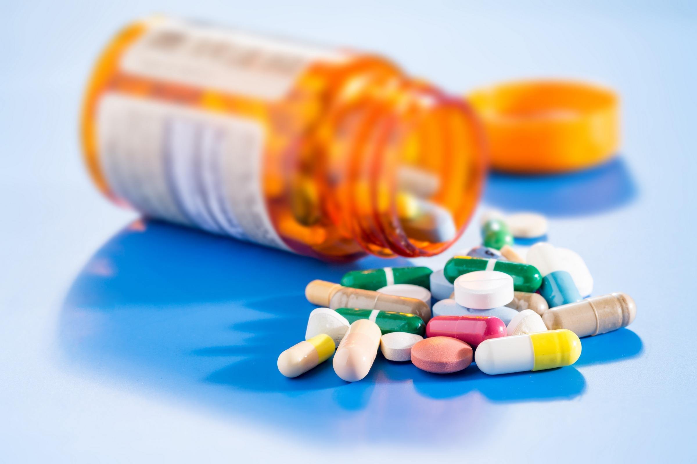 Bote de píldoras